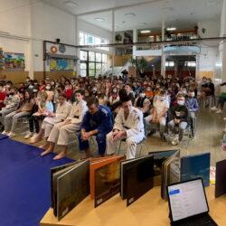 Prezentacija Sportske lektire u Petrinji