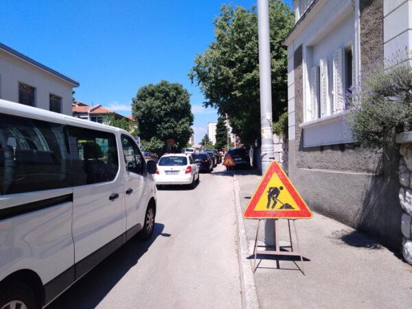 Produžetak rokova završetka radova uKvaternikovoj ulici
