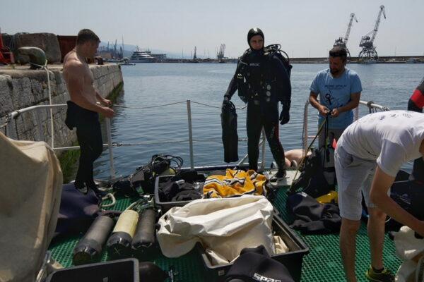U ronilačkoj akciji sudjelovalo 86 ronilaca (Autor: Velimir Vrzić)
