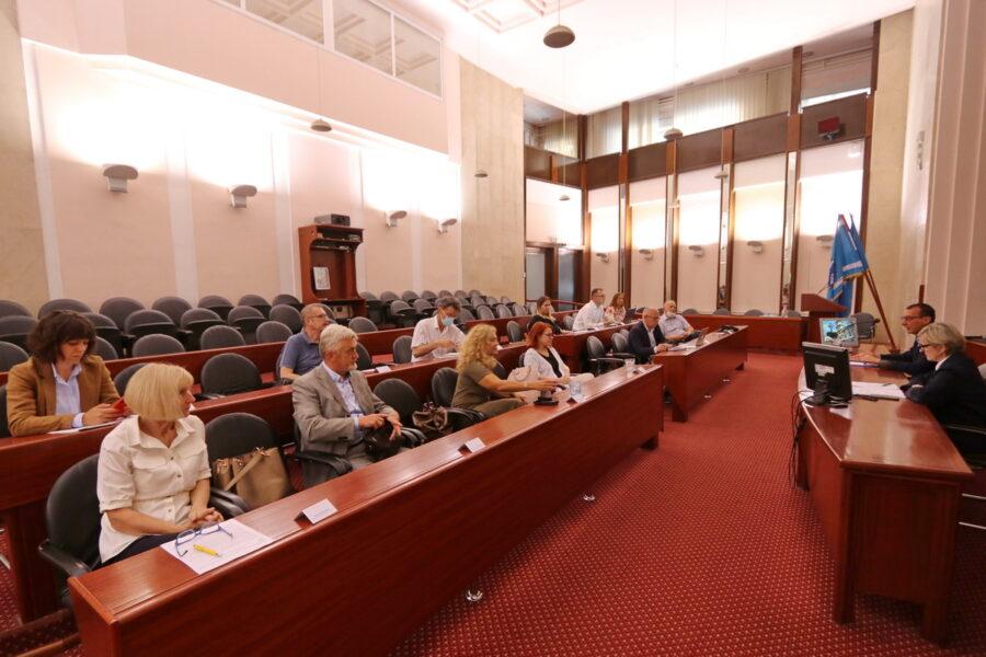 Sastanak Grada Rijeke i Sveučilišta u Rijeci