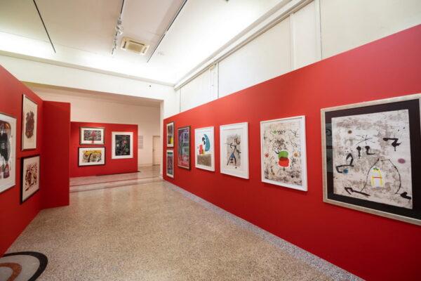 U Opatiji otvorena izložba radova Picassa i Miroa