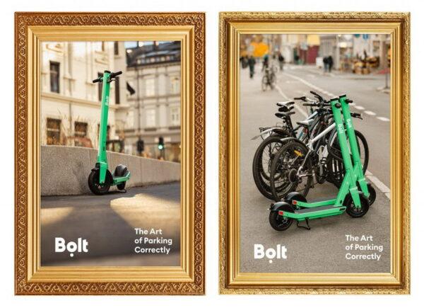Pripremljene upute za sigurno odlaganje električnih romobila (foto: Bolt)
