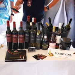 Wine EnoGASTRO Vip Event na botelu Marina