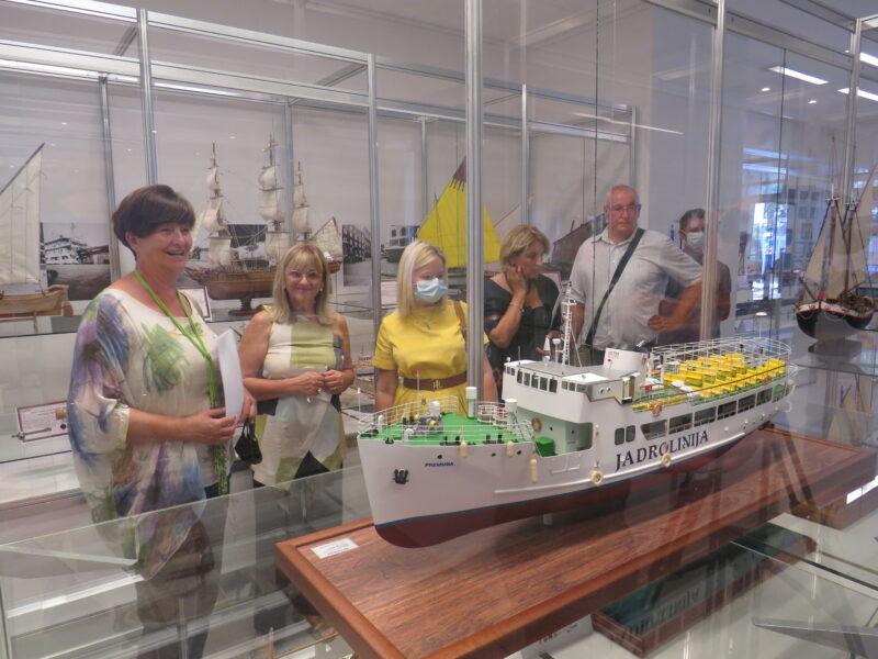 26 Državno natjecanje brodomaketara i Hrvatska ocjenska izložba maketa brodova Rijeka 2021