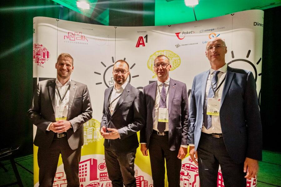 Konferencija Udruge gradova City Upgrade