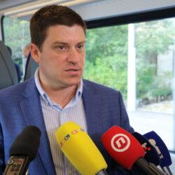 Ministar mora, prometa i infrastrukture Oleg Butković