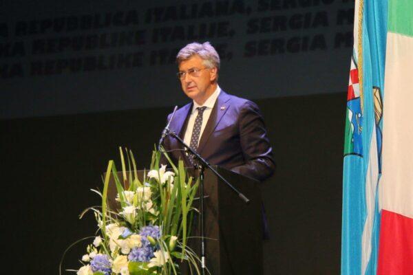Obilježavanje 30 godina Talijanske unije