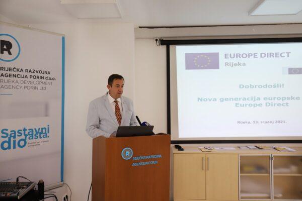Ognian Zlatev, voditelj predstavništva Europske komisije u Republici Hrvatskoj