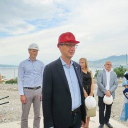 Početak izgradnje POS stanova na Martinkovc