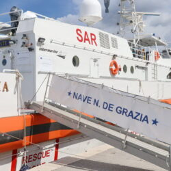 Posjet talijanskom brodu obalne straže Natale de Grazia