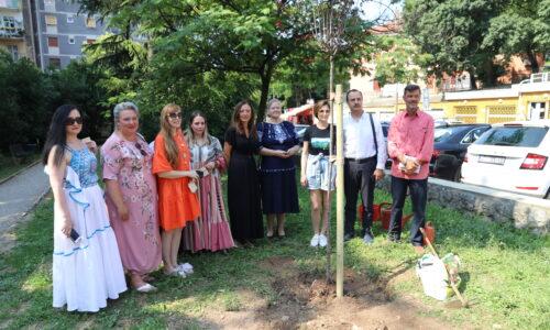 Sanja stabala Ukrajinska delegacija