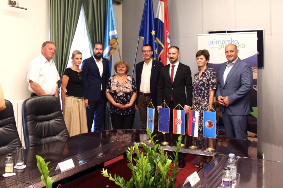 Sastanak s članovima Matice Slovačke