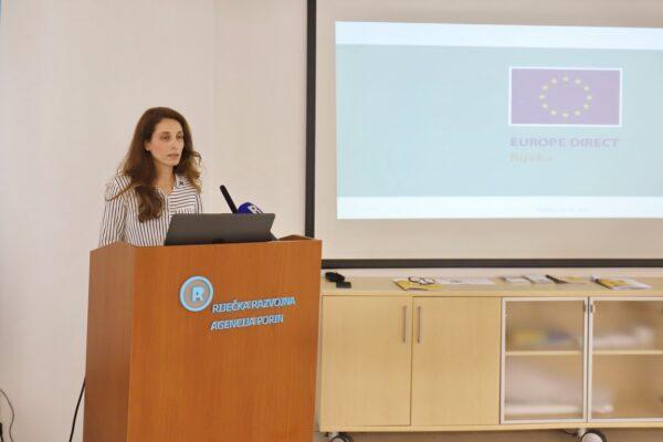Silvia Nađ, suradnica u ED Rijeka