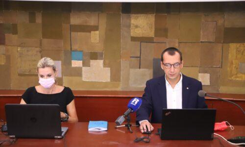 Verena Lelas Turak i Marko Filipović