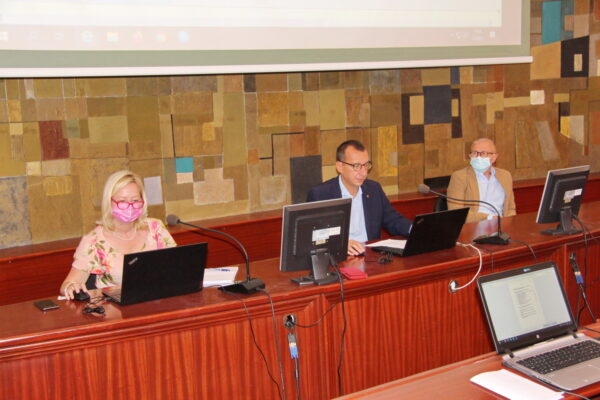 Sandra Krpan, Marko Filipović i Goran Palčevski