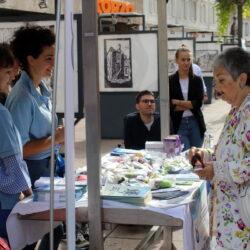 Europski tjedan mobilnosti - Udruga invalida distrofičara štand