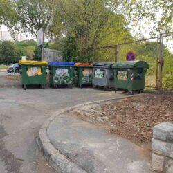 Jesenska akcija čišćenja - Bujska ulica - poslije