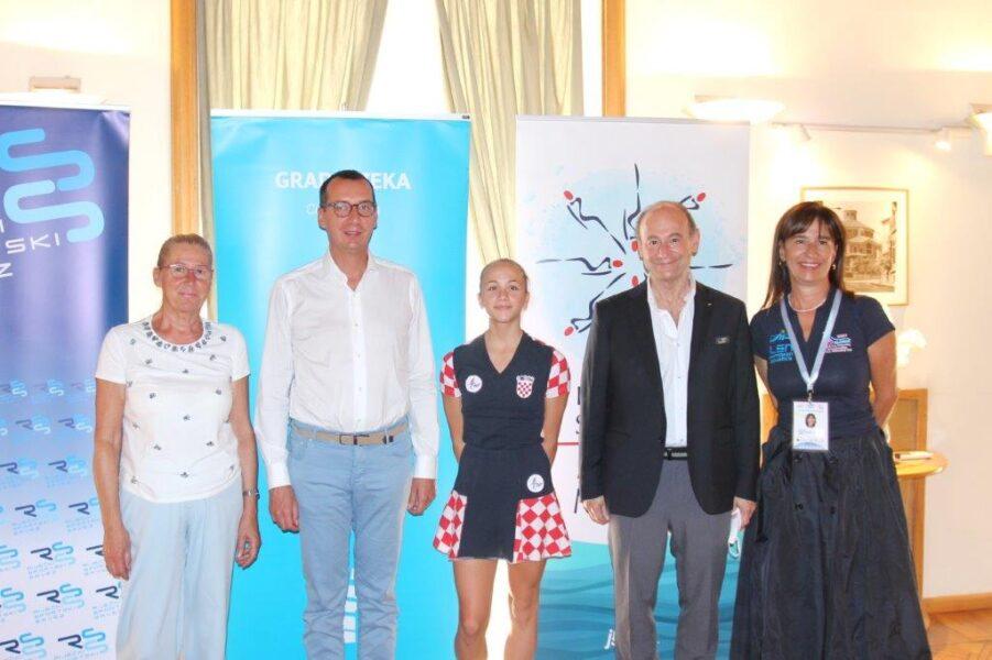 Najava 1. Europskog prvenstva za mlađe juniore u sinkroniziranom plivanju i Comen cup