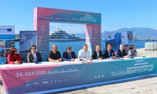 Najava Rijeka Boat Show i Fiumare - Kvarnerski festival mora i pomorske tradicije