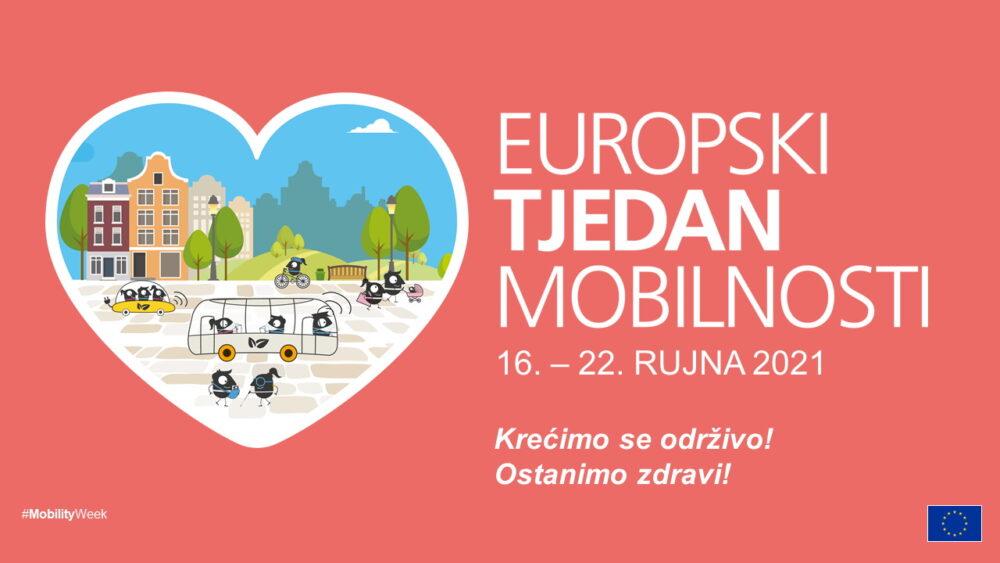 Obilježavanje Europskog tjedna mobilnosti u Rijeci