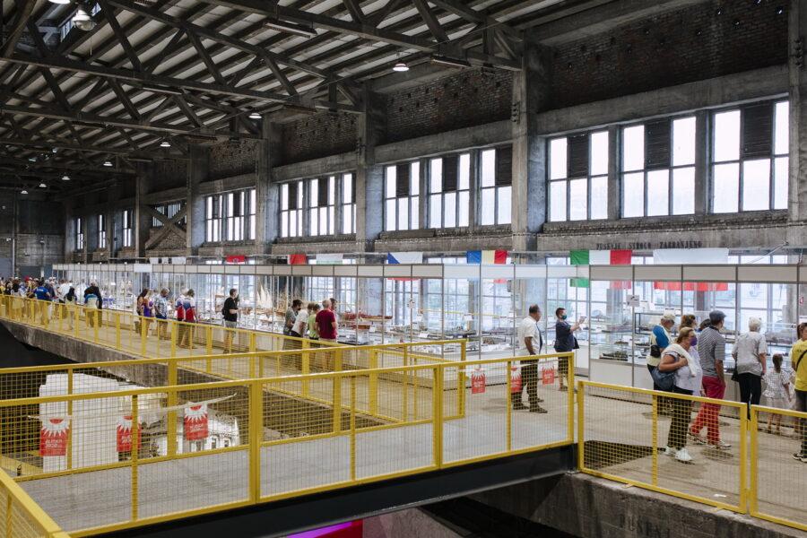 Otvorenje Svjetskog natjecanja brodomaketara 2021. i izložbe Rijeka 2021