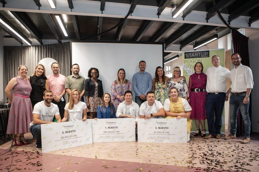 Polaznici Startup inkubatora Rijeka