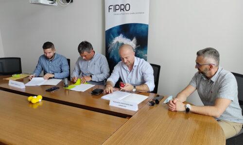 Potpisivanje ugovra o sufinanciranju inovativnih projekata Zaklada FIPRO