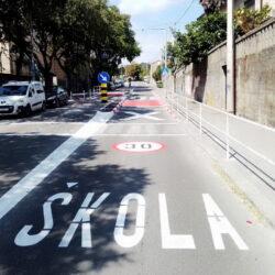 Povećanje stupnja prometne sigurnosti kod Osnovne škole Belvedere
