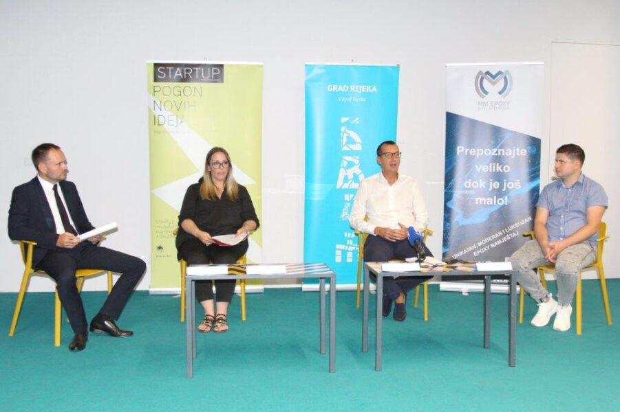 Predstavljanje Javnog poziva za 13. generaciju korisnika Startup inkubatora Rijeka