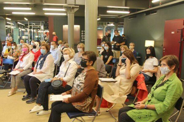 Prijem za sudionike Erasmus+ projekta Bez umjetnosti nema inovacija