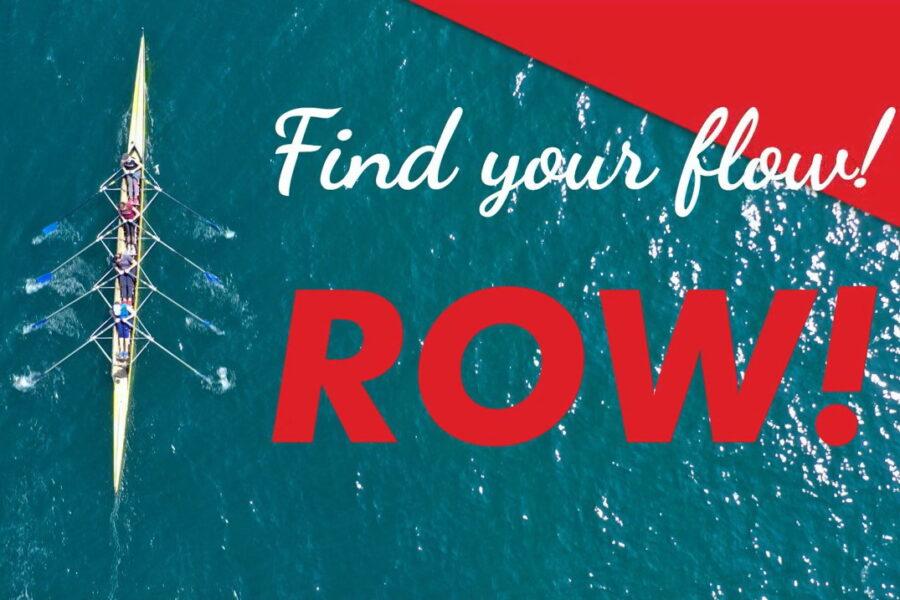 Projekt Find your flow! ROW!.