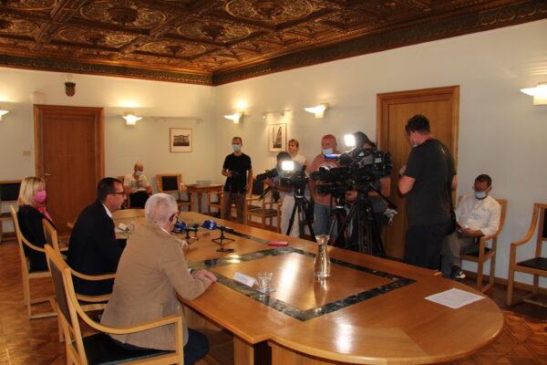 Redovna konferencija za medije rujan 2021