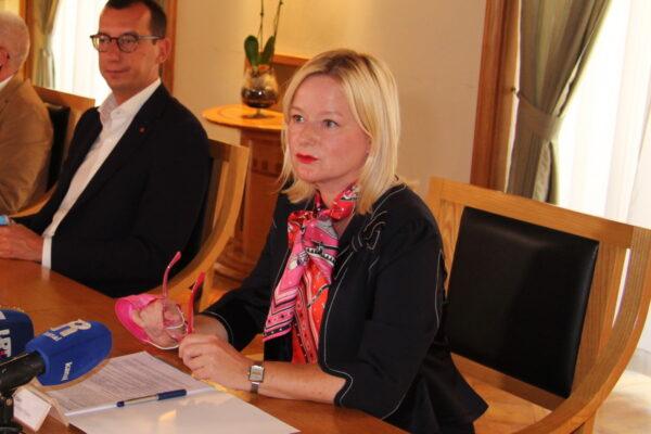 Zamjenica gradonačenika Sandra Krpan
