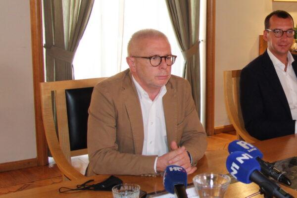 Zamjenik gradonačelnika Goran Palčevski