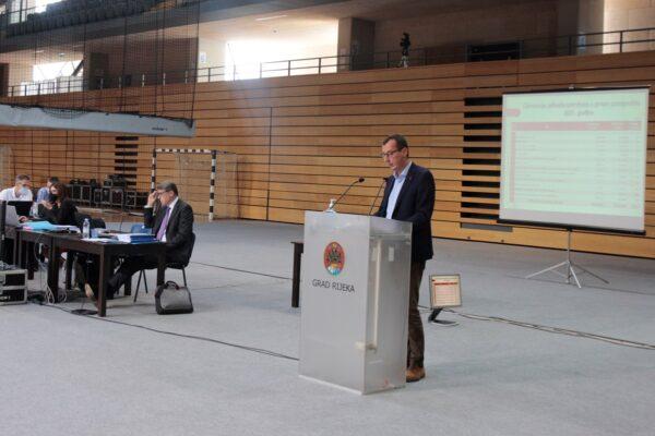 Sjednica Gradskog vijeća rujan 2021
