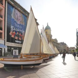 Tradicijske barke na Korzu Festival FIUMARE 2021