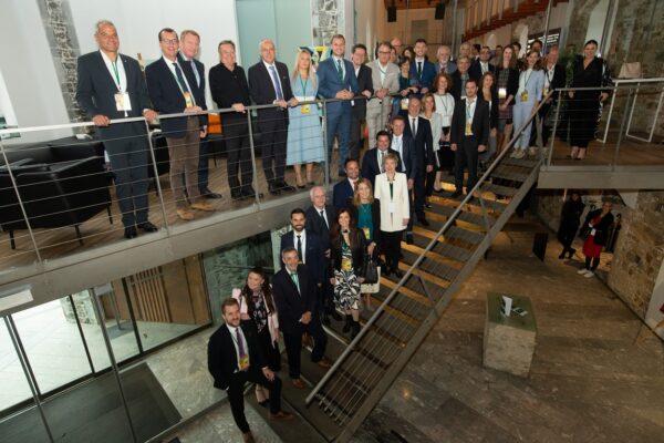 Učesnici 10. Ljubljana foruma