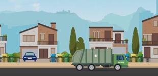 Čistoća – Prikupljanje otpada od vrata do vrata