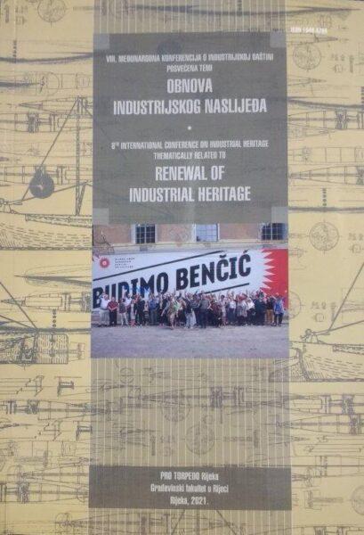 zbornik osme konferencije o industrijskoj baštini