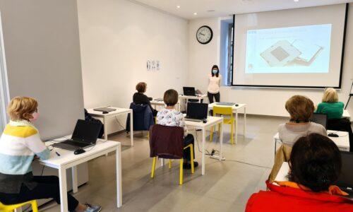 Informatički tečaj za umirovljenike u CTK-Rijeka