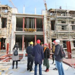 Obilazak gradilišta buduće Gradske knjižnice Rijeka 12