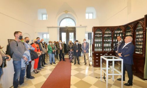 Otvorenje izložbe 750 godina ljekarništva na tlu Hrvstake