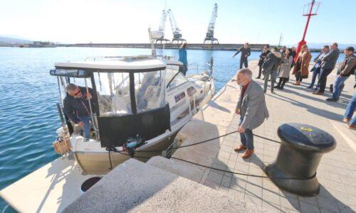 Predstavljanje Croatian Coast and Harbor Survey projekta